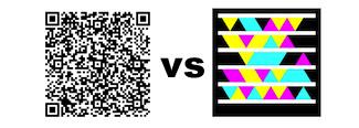 QR Code vs Microsoft Tag